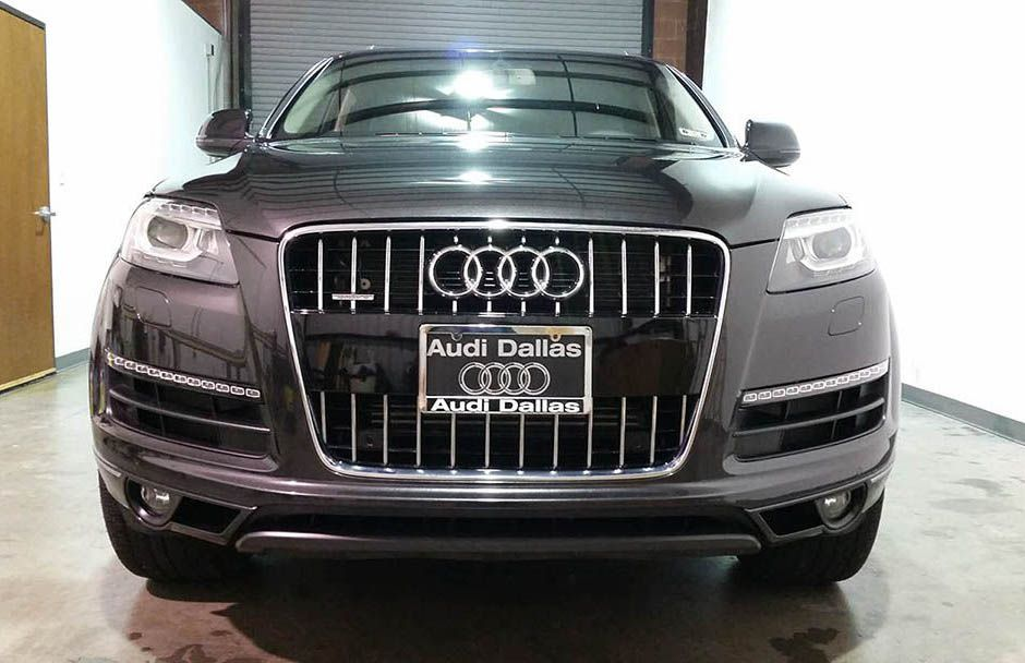 Audi Q7 Xpel Paint Protection
