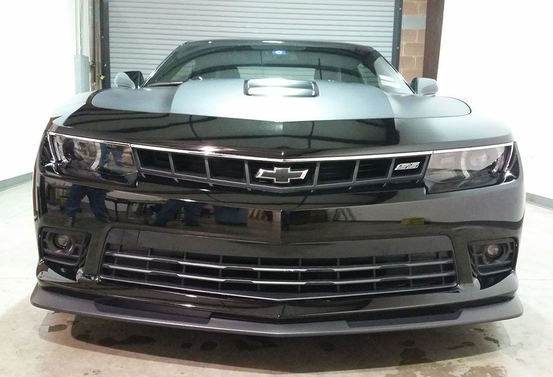 Camaro SS XPEL Paint Protection