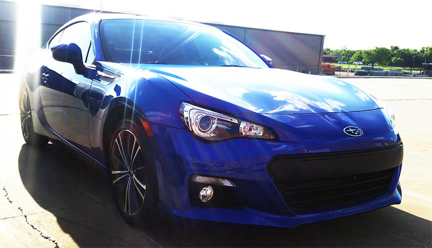 Subaru clear bra lewisville dallas paint protection