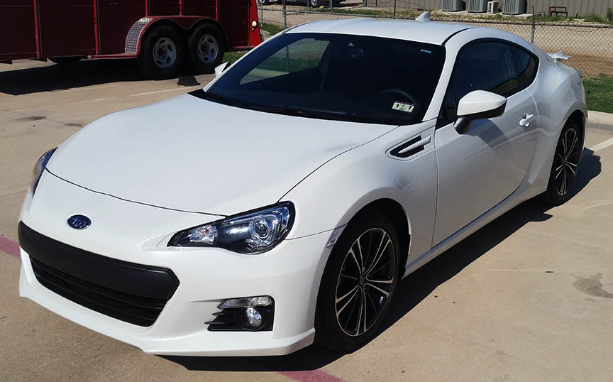 xpel paint protection clear bra lewisville