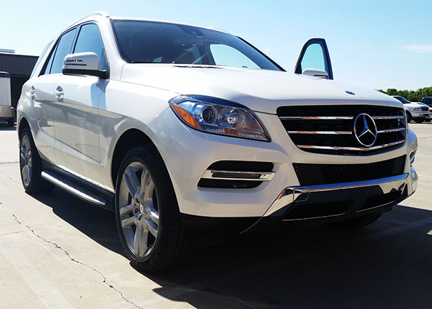lewisville clear bra paint protection mercedes