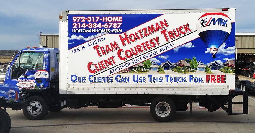 Box Truck Warp Dallas
