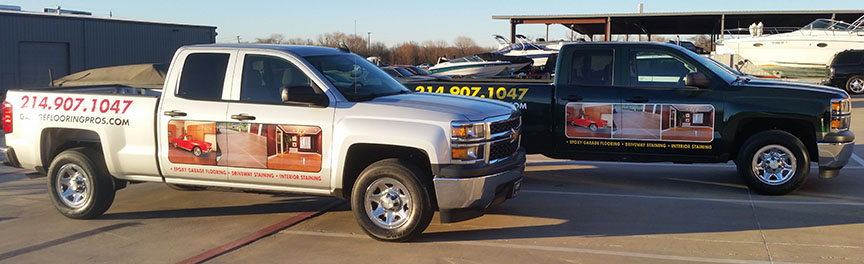 Garage door pros truck wraps for Garage wraps