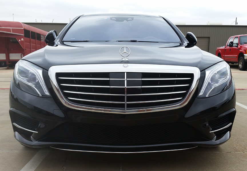 Paint Protection Clear Bra Dallas