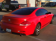 bmw color change vehicle wrap