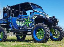 custom ranger wrap
